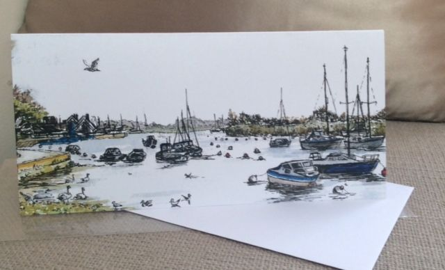 christchurch harbour card